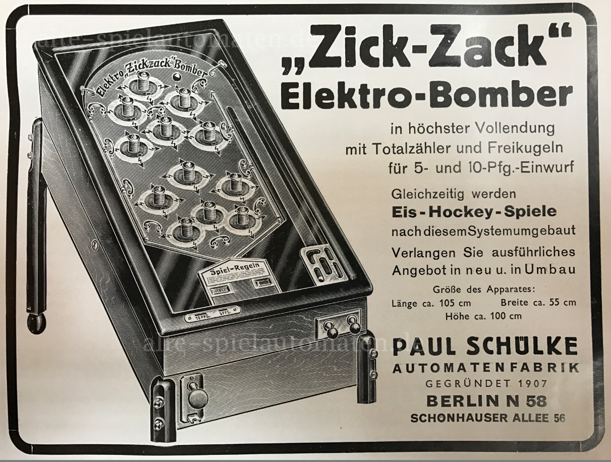 Zick Zack Spiel